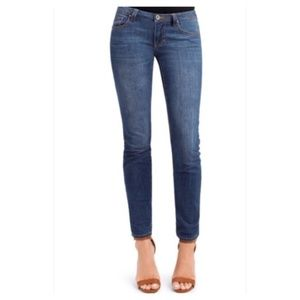CAbi Ruby Skinny Jeans Style 750 Med Wash Size 4